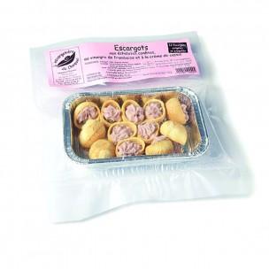 Croquilles échalotes confites par 12