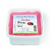 Sorbet fraise