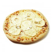 Pizza pommes camembert