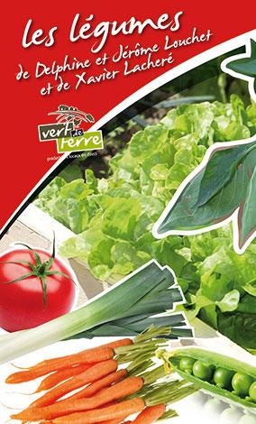 Les légumes de Delphine et Jérôme Louchet et de Xavier Lacheré